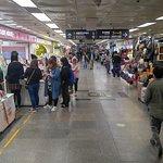 Hoehyeon Underground Shopping area Foto