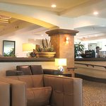 Nice Public Great Room - Lobby/Dining/Bar. Double Tree, San Pedro, Ca