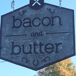 Bacon and Butter