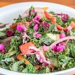 Green Kale Salad