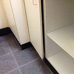 Missing doors in kichen