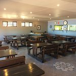 The New Grumpy Griller is now open, with a fresh look and plenty more space.