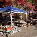 陶器の商品のお店