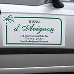 Foto de Hotel Pension d'Avignon