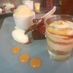 Lovely desserts
