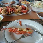 Red Lobster Tours Spa & Restaurant Foto