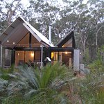Absolute privacy in a natural Australian bushland setting.