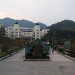 Huangshan Tiandu International Hotel Foto