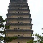 Small Wild Goose Pagoda2