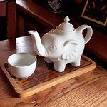 Chai teapot