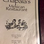 Φωτογραφία: Chapala's Mexican Restaurant