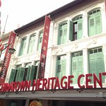 Chinatown Heritage Center right in the heart of Singapore Chinatown