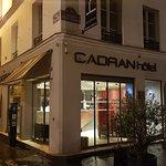 Hotel du Cadran Tour Eiffel
