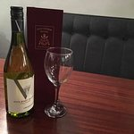 Bottle of Five Foot Track Chardonnay from Australia. Just one of our wide selection of wines.