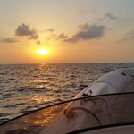 Sunset on the water ;-)