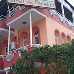 Ideal Pension entrada
