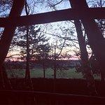 Beautiful Tree Lodge, beautiful surroundings...