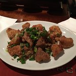 Salt & Pepper Chilli Chicken & Pork........ FAB.......