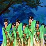 Spring Outing Dance at the Tang Dynasty song and Dance Show