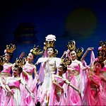 Fairy Dance at the Tang Dynasty Song and Dance show