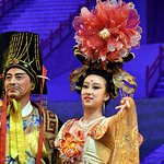 Emperor and Top Concubine in the Tang Dynasty Show