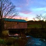 Scribner Covered Bridge