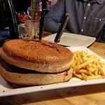Der XXL Burger