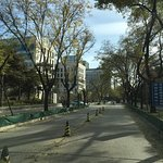 Beautiful autumn snaps of Tsinghua University,