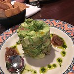 Amazing Cubano sandwich!!! Pretty good guacamole too.