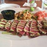 Delicious tuna appetizer!