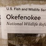 Okefenokee National Wildlife Refuge Foto