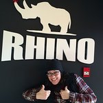 I <3 Rhino! And what a great logo.