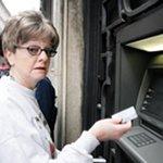 Handy ATM outside Bargello