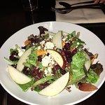 Harvest Salad is divine!