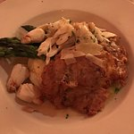 Veal & Colossal Crab Francaise