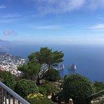 View vrom Ana Capri