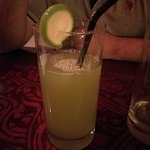 Lemongrass soda