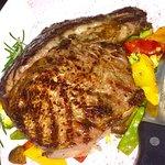 Fresh Delmonico steak