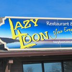 The Lazy Loon specializes in comfort food.
