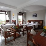 Villa Suite Triple with 2 balconies and view (229432798)