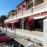 Bonefish Restaurant - on the water - great views