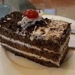 Room service - Black forest cake