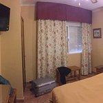 Мой номер 101 в отеле Zeus, Малага, Испания