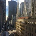 Photo of The Jewel facing Rockefeller Center