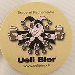 Hier gibt es Ueli-Bier