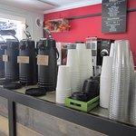 Lucky Bean Coffeehouse Foto