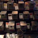 Breakfast buffet TEA
