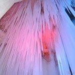 Ледяная пещера Luyashan ice cave.