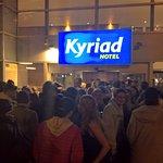 Kyriad Hotel Paris Bercy Village Foto