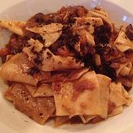 Duck pappardelle